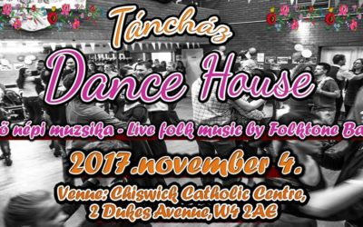 November 4. – Dance House – Táncház november 4. London