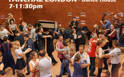 Január 27. Dance House – Táncház London